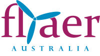 Flyaer Australia logo